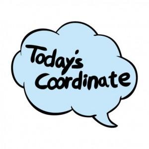 coordinate