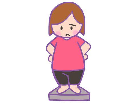 女性が太る原因は年齢や食事だけじゃない!衝撃的な事実に正しく向き合うことが大切!