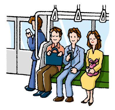 エッ電車の中で化粧することが小論文になるような白熱する問題?罪悪感を感じるという友人も