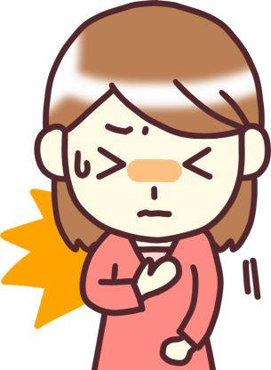 心筋梗塞の症状は放散痛がきわめて危険!どうしたら予防できるのか